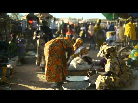 Crisis in the Sahel: Bintou's Story