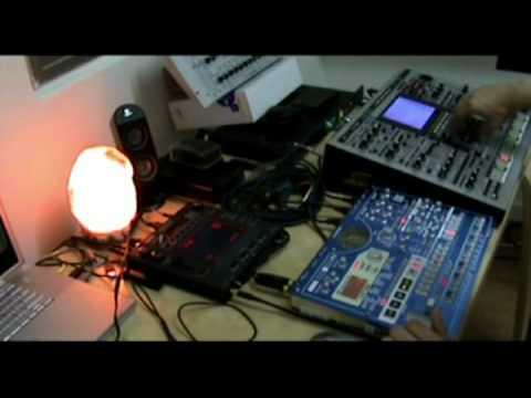 The Comet (Dance / Techno) with Korg Koass Pad 3