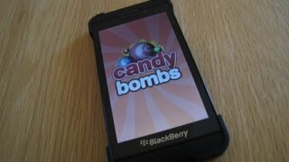 Candy Bombs for BlackBerry 10