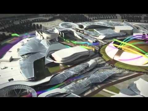 Master Plan EXPO 2017 Astana