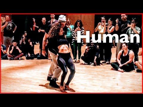 Rag'n'Bone Man - Human Dance | Zouk | Bruno Galhardo & Shani Mayer | Canada Zouk Congress