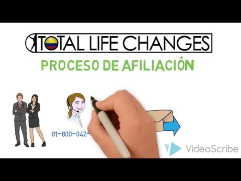 ¿Cómo afiliarte a Total Life Changes Colombia?