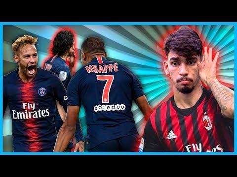 Lucas Paquetá é do Milan! Mbappé e Neymar estão isolando Cavani? Vídeos de zueiras e brincadeiras: zuera, video clips, brincadeiras, pegadinhas, lançamentos, vídeos, sustos