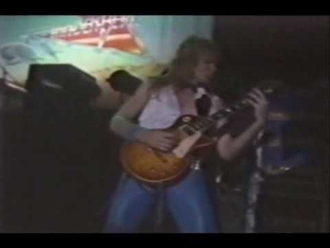 Vandenberg - Live In Japan '84 - Heading For A Storm