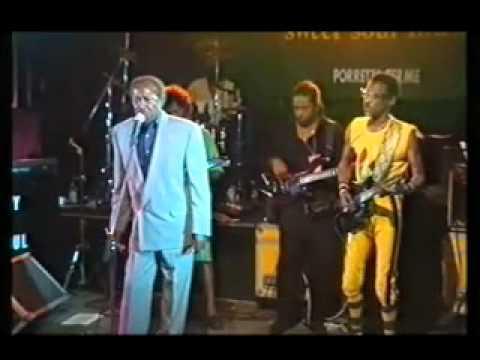 James Carr, Porretta Soul Festival 1992.mp4