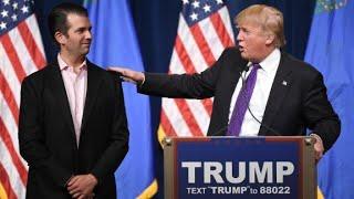WaPo: Trump dictated son's Russia statement