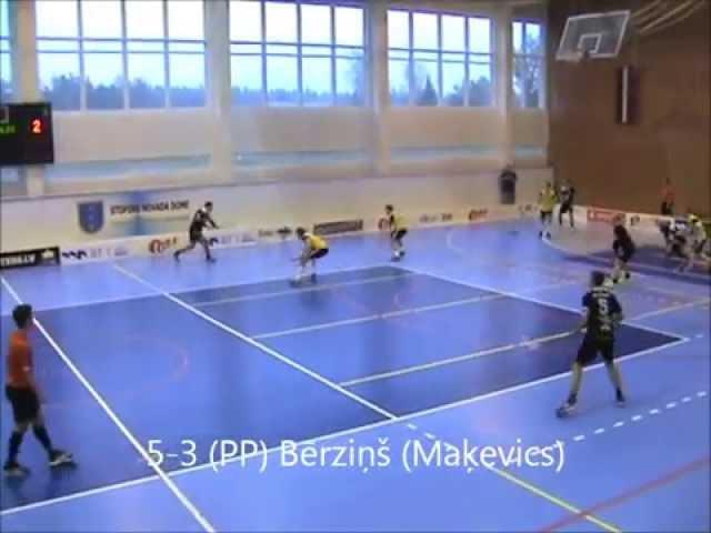 Ulbroka/FS Masters - Talsi/Triobet Highlights