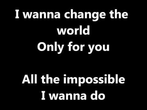 Diana Ross - When you tell me that you love me (Lyrics)
