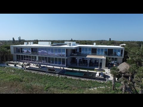 Million Dollar Mansions - Luxury Homes in Florida - Real Estate Home Tour