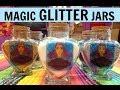 Magic Glitter Jars | Craft Attitude