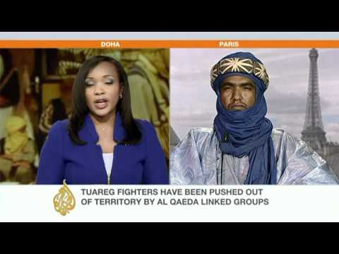 Mali rebels speak to Al Jazeera