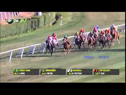 Vidéo de la course PMU PREMIO JERUZ H.