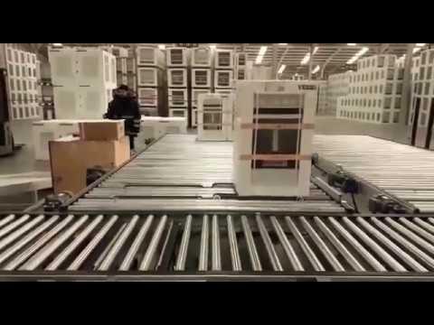 üretim hattı otomasyon-kurulum 2