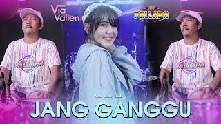 Download lagu Via Vallen Ft New Pallapa - Jang Ganggu ( )