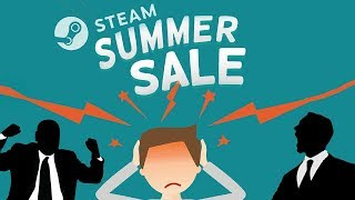 Steam Summer Sale Angers Players and Developers - Inside Gaming Daily