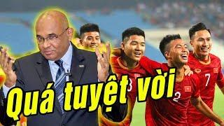 Đến Tổng thư ký AFC còn phải thốt lên điều này với U23 Việt Nam