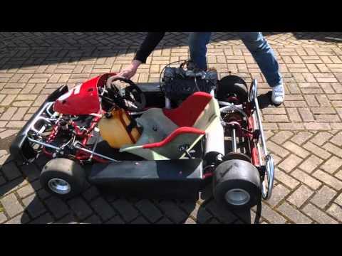 F1 super pro kart cold start