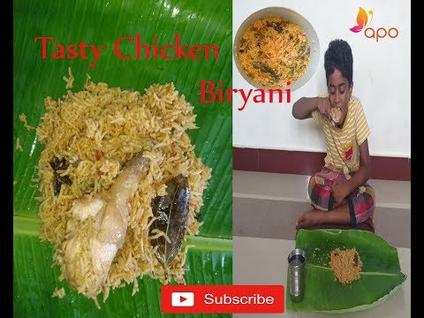Tasty Chicken Biryani /Chicken Biryani recipe /Tasty Chicken Biryani in Tamil