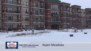 Condo for sale at 1275 Leila Avenue in Amber Trails  Winnipeg