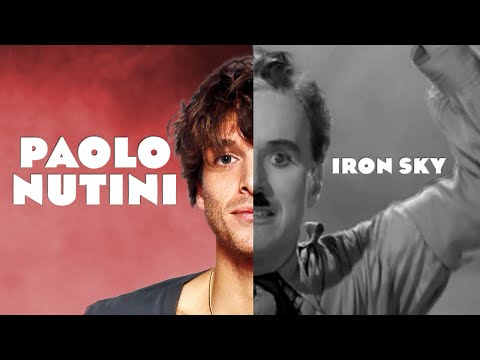 """""""Iron Sky"""" by Paolo Nutini - Featuring (Film) of Charlie Chaplin"""