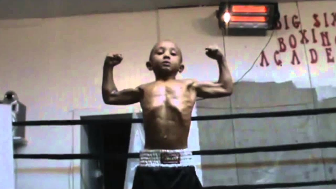 Kid on Steroids - YouTube