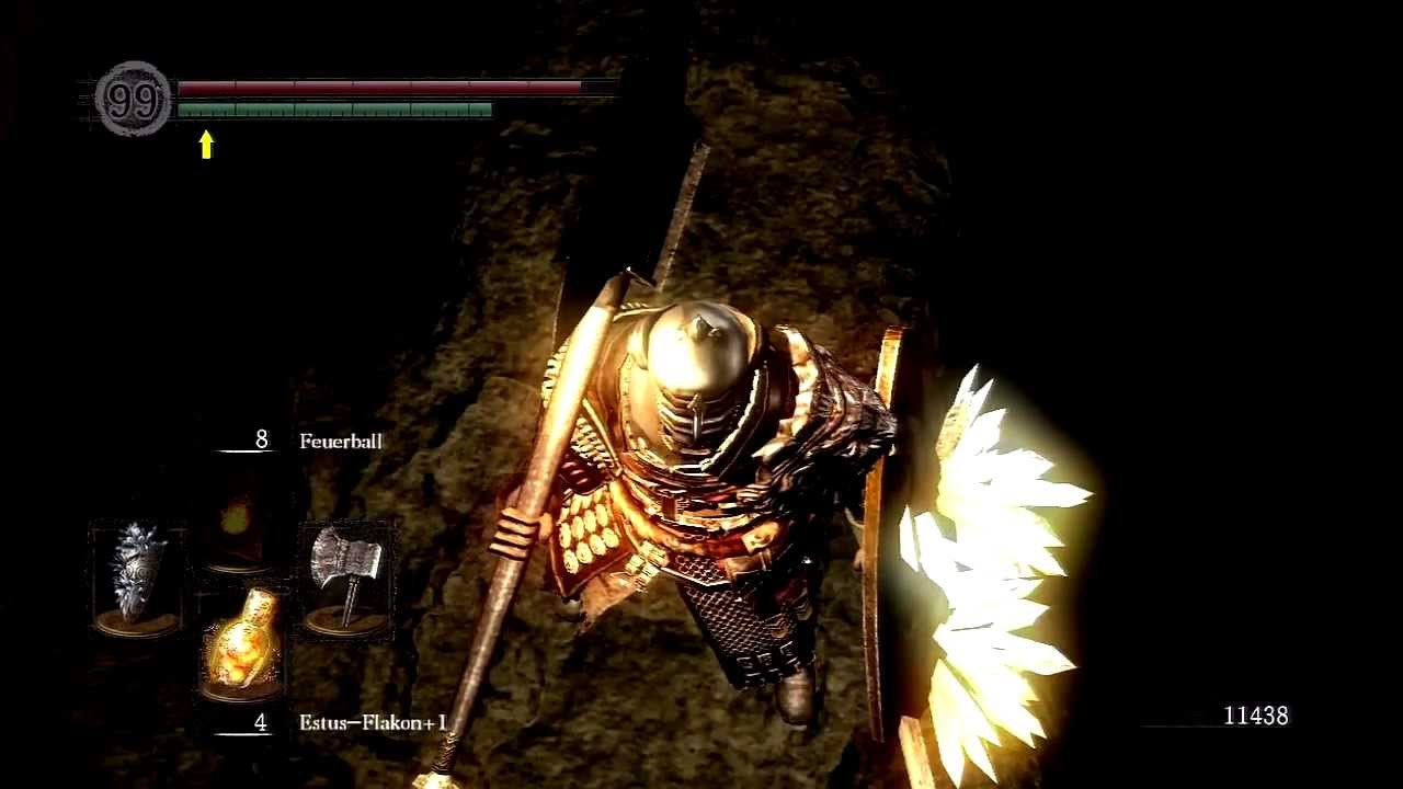 Dark Souls NPC Patches und Rhea of Thorolund - YouTube