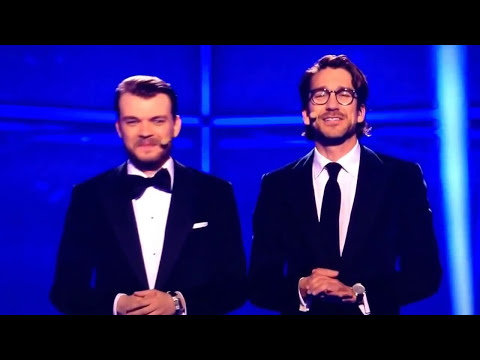 Graham Norton - Eurovision Song Contest 2014 - Upstaged