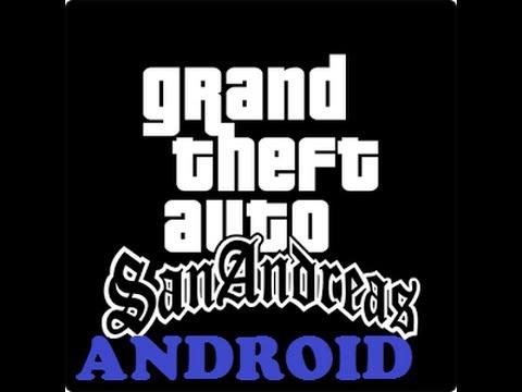 GTA san andrea para android de gama media&baja huawei y300