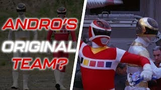 Andros's Original Team - Power Rangers In Space Theory