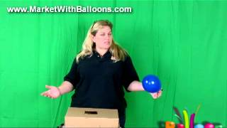 How To Make a Balloon Sizer Box- San Diego Balloons