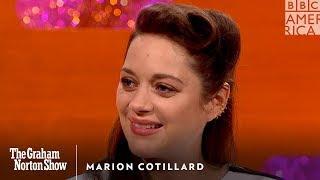 Marion Cotillard Does 34 Non Je Ne Regrette Rien 34 The Graham Norton Show