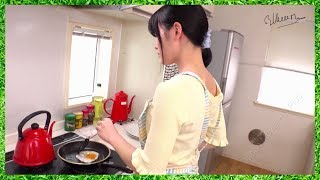 Japan movie hd plus | Japanese pretty girls make delicious fried bread