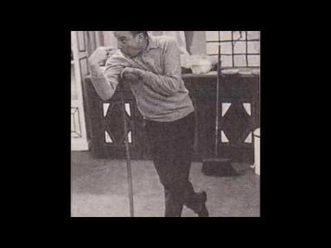 """Wim Sonneveld (live) """"Onze kat"""" """"Rim Ram� (21) Sonneveldcabaret, 1959."""