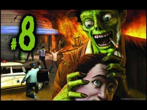 Прохождение Stubbs the Zombie #8 - А вот и кавалерия.