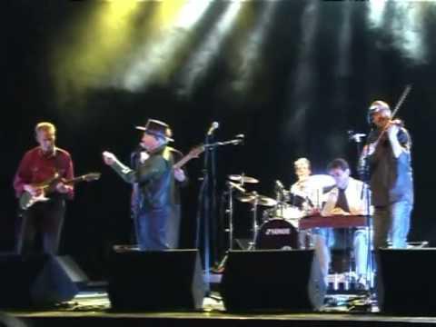 Choo Choo Boogie/Hans Molenaar on drums w/ Charlie McCoy&The United 2005