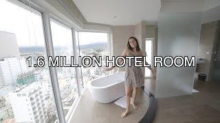 $1,654,000.00 VIETNAM LUXURY HOTEL ROOM TOUR