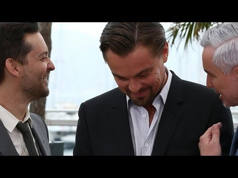 Tobey Maguire Talks Admiration For Leonardo DiCaprio at Cannes Film Festival! | POPSUGAR News