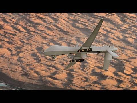 DRONE STRIKES STIR CONTROVERSY IN PAKISTAN
