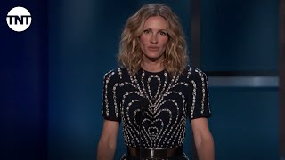 Julia Roberts Tribute to Denzel Washington | AFI 2019 | TNT