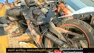 Four killed in road accident in Ernakulam