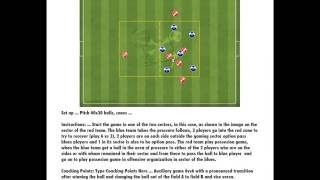 Blue day: 6 VS 6 TRANSITION GAME