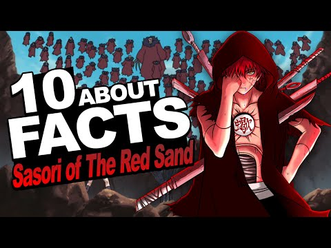 "10 Facts About Sasori of the Red Sand You Should Know!!! w/ Stahtz ""Naruto Shippuden"" thumbnail"