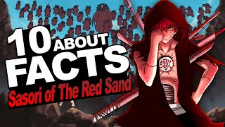 10 Facts About Sasori of the Red Sand You Should Know!!! w/ Stahtz