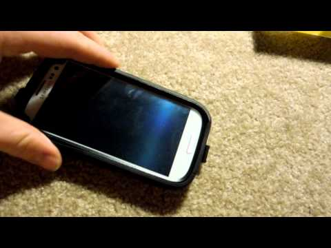 samsung galaxy s3 otter box defender series review
