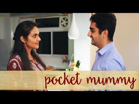Pocket Mummy | Short Film | Nitesh Ranglani | Madhoo, Parzaan Dastur