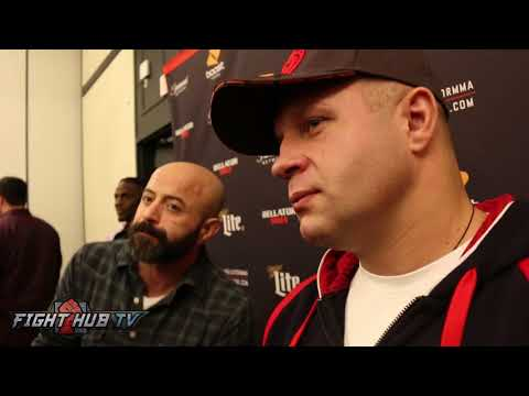 "Fedor Emelianenko on Khabib Nurmagomedov ""Good fighter, represents Russia!"""
