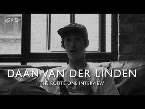 Daan Van Der Linden: The Route One Interview