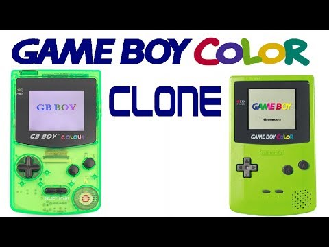 GB BOY Colour