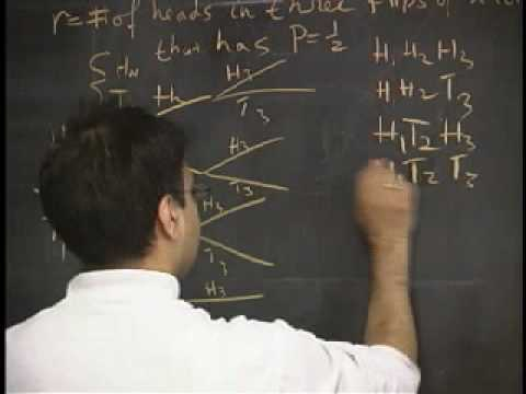 Lecture 2 - Independence, Bayes Theorem, Probability Mass Functions (Part 3/4)