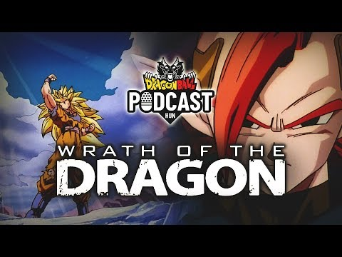 Dragon Ball Podcast Extra #19 - Wrath Of The Dragon
